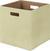 Aufbewahrungsbox Bobby - Beige, MODERN, Textil (33/33/32cm) - Mömax modern living
