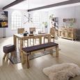 Masă Sufragerie Industry - culoare natur, Lifestyle, lemn (160/90/76cm) - Zandiara