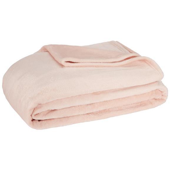 Mehka Odeja Michael Xxl -top- - roza, tekstil (220/240cm) - Mömax modern living