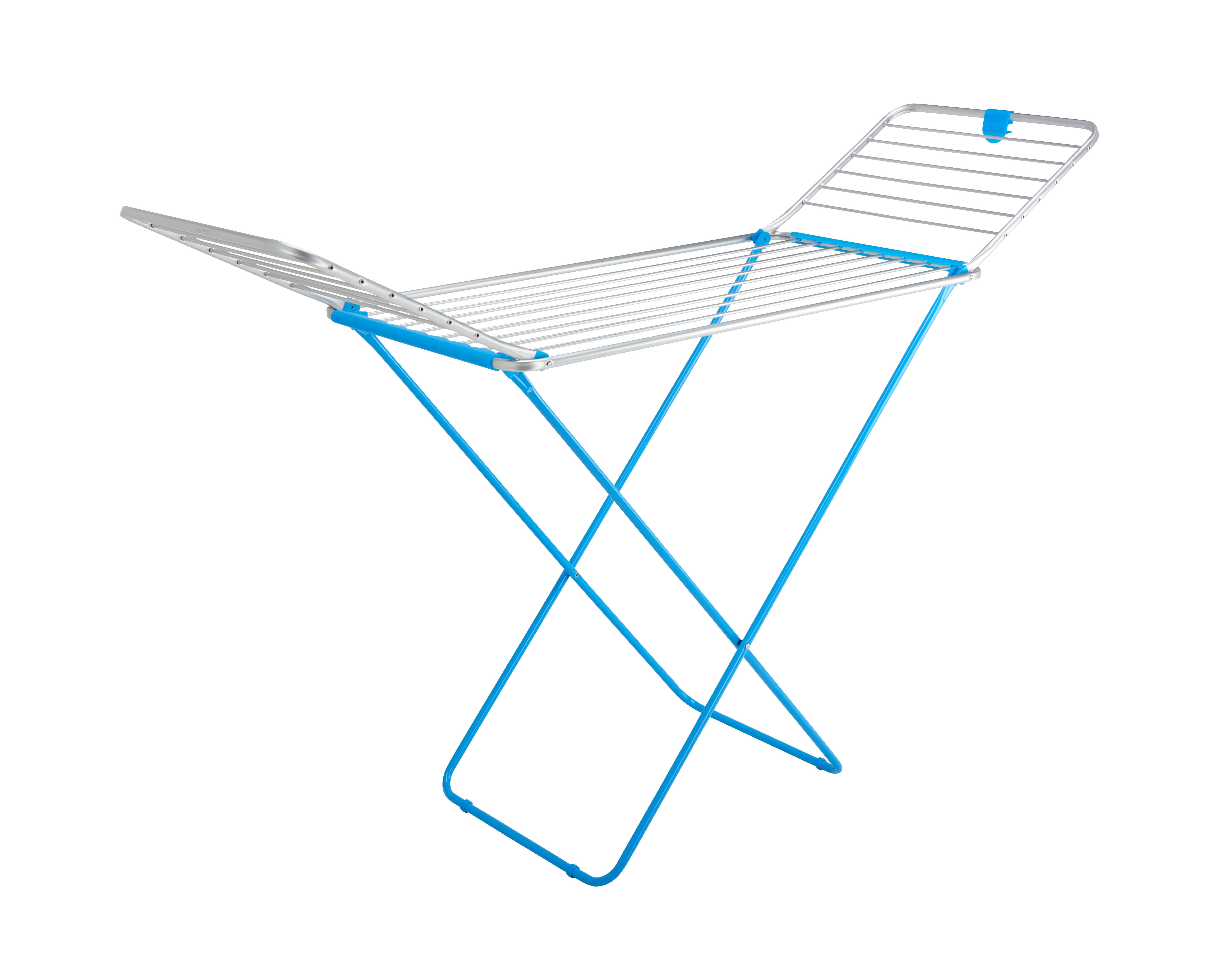 Standtrockner Trend Colour - Türkis, Metall - MÖMAX modern living
