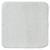 Badematte Juliane Weiß 50x50cm - Weiß, MODERN, Textil (50/50cm) - Premium Living