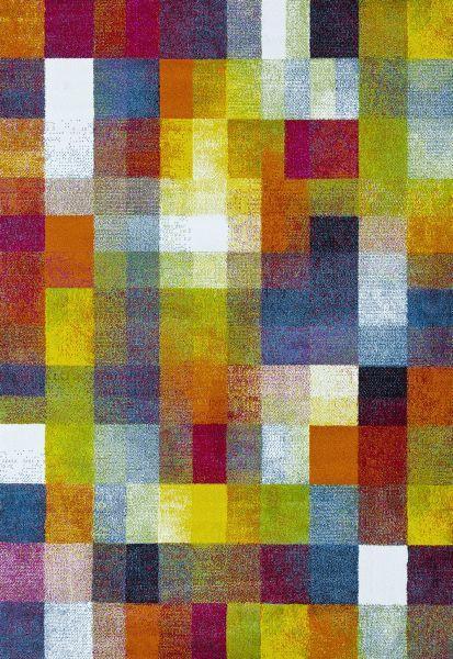 Webteppich Pop - Multicolor, LIFESTYLE, Textil (160/230cm) - MÖMAX modern living