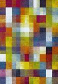 Webteppich Pop - Multicolor, LIFESTYLE, Textil (120/170cm) - MÖMAX modern living