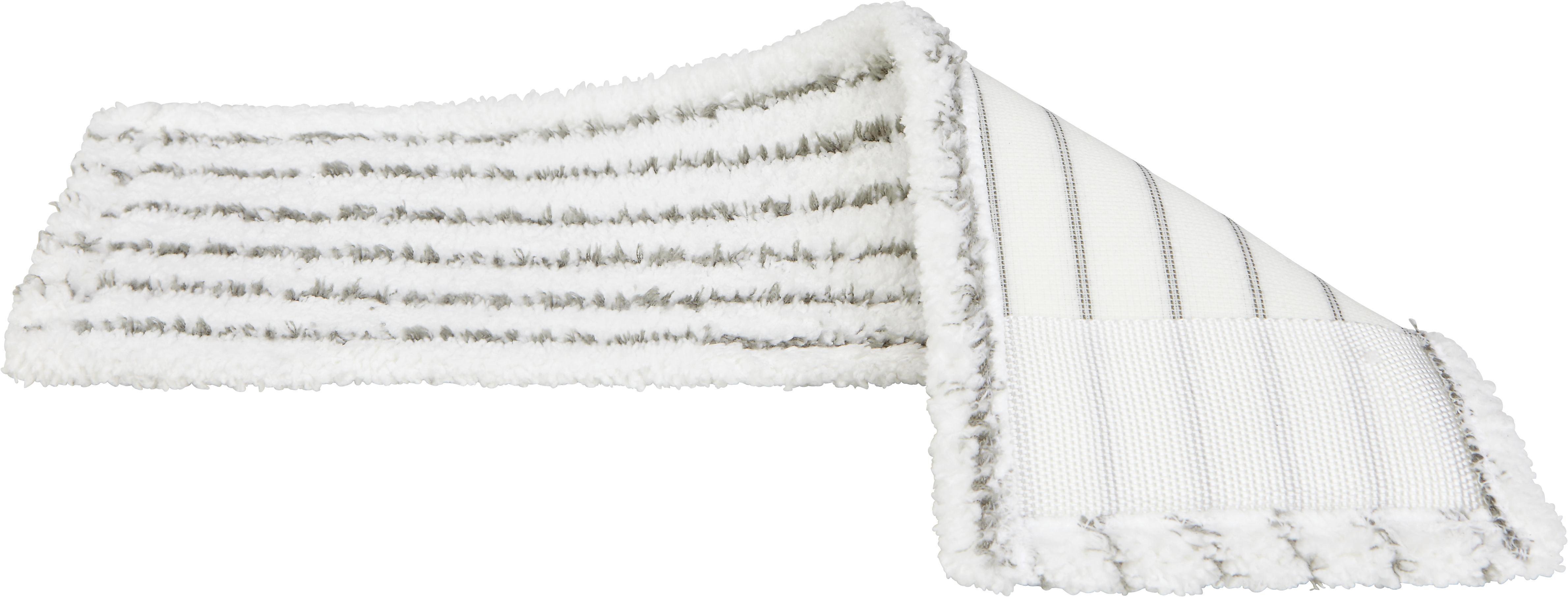 Wischbezug Struppi - Anthrazit, Textil (14/42cm) - MÖMAX modern living