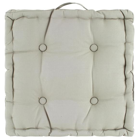 Ülőpárna Ninix - Világosszürke, Textil (40/40/10cm) - Mömax modern living