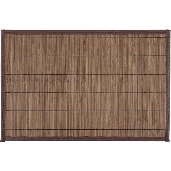 Suport Farfurie Asia - teracota, Lifestyle, textil (30/45cm) - Modern Living