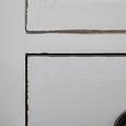 Highboard Nicolo - Braun/Weiß, MODERN, Glas/Holz (72/175/34cm) - Modern Living