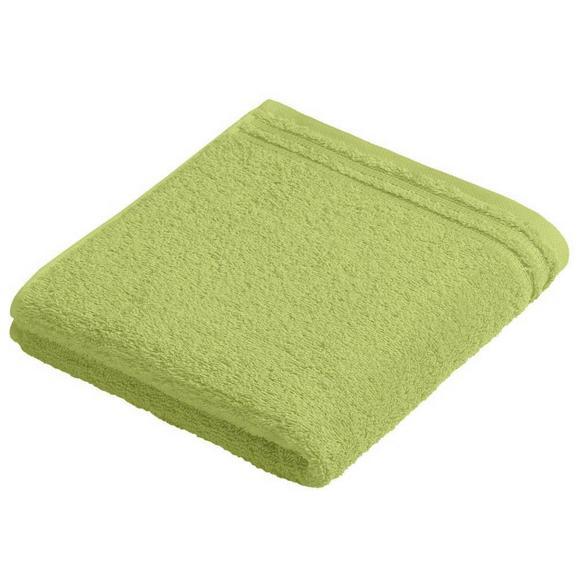 Fürdőlepedő Vossen Calypso Feeling - Zöld, Textil (100/150cm)