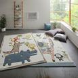 Otroška Preproga Moritz - krem, tekstil (120/170cm) - Mömax modern living