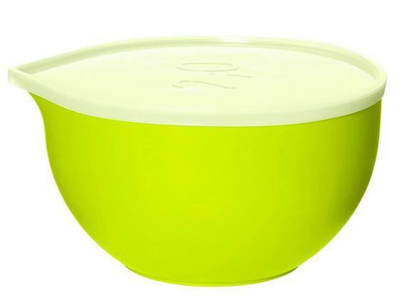 Posoda Za Mešanje Kaija - prosojna/svetlo zelena, umetna masa (2l) - Mömax modern living