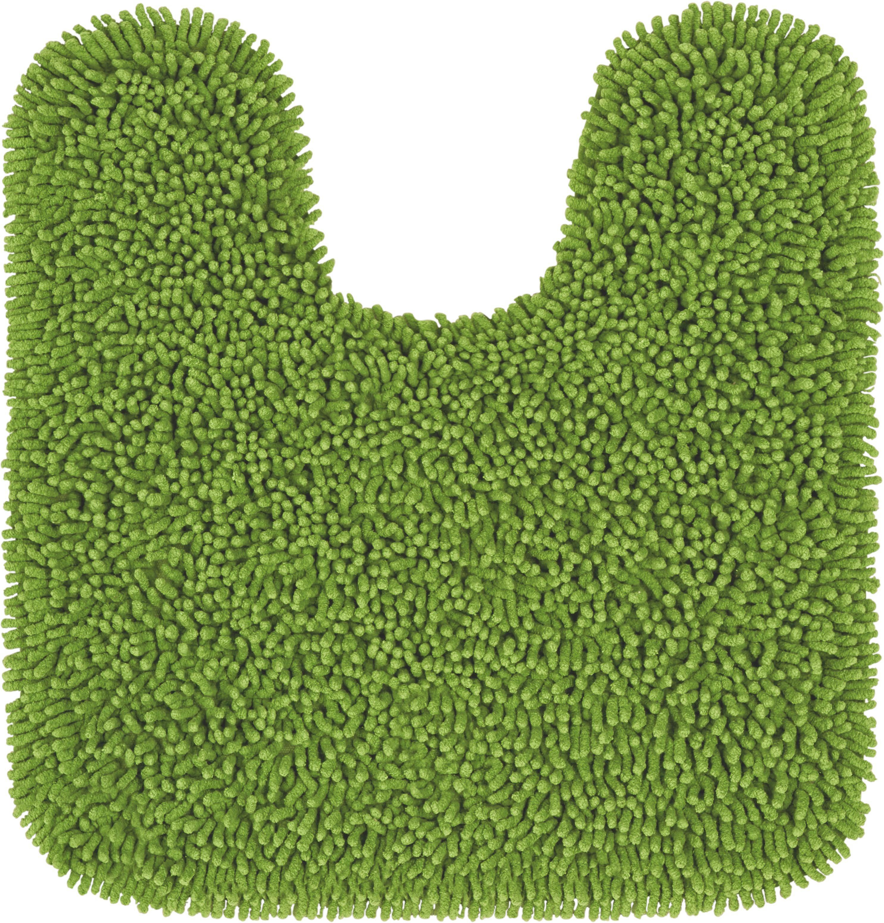 Wc-előke 100% Pamut - zöld, textil (55/55cm) - MÖMAX modern living