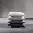 Kissen Diane 40x40cm - Naturfarben, KONVENTIONELL, Textil (40/40cm) - Mömax modern living
