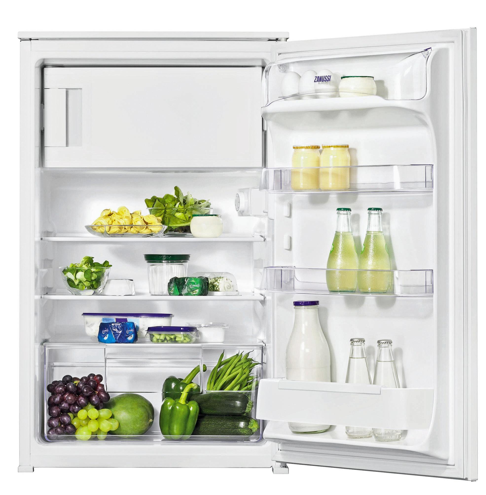 Kühlschrank Zanussi Zba14421sa, EEZ A+ - Weiß, MODERN (54/87,3/54,9cm) - ZANUSSI