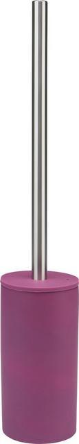WC-Bürste Melanie In Fuchsia - Lila, KONVENTIONELL, Kunststoff/Metall (8/45cm) - MÖMAX modern living