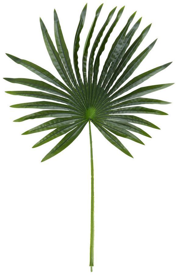 Okrasna Veja Felice - zelena, Romantika, umetna masa (90 cmcm)