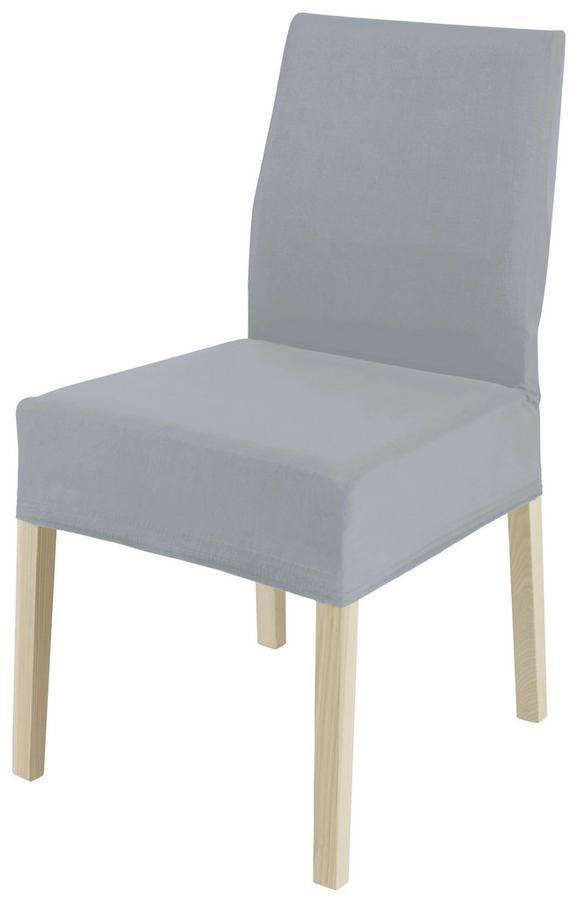 Prevleka Za Stol Hanna -ext- - svetlo siva, tekstil (47/47/67cm) - Mömax modern living