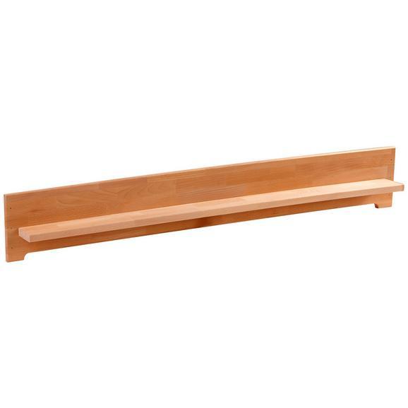 Raft Pentru Pat Elisabeth - culoare lemn fag, Konventionell, lemn (180/21/10cm)