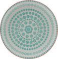 Dessertteller Shakti aus Porzellan - Multicolor, LIFESTYLE, Keramik (21cm) - Mömax modern living