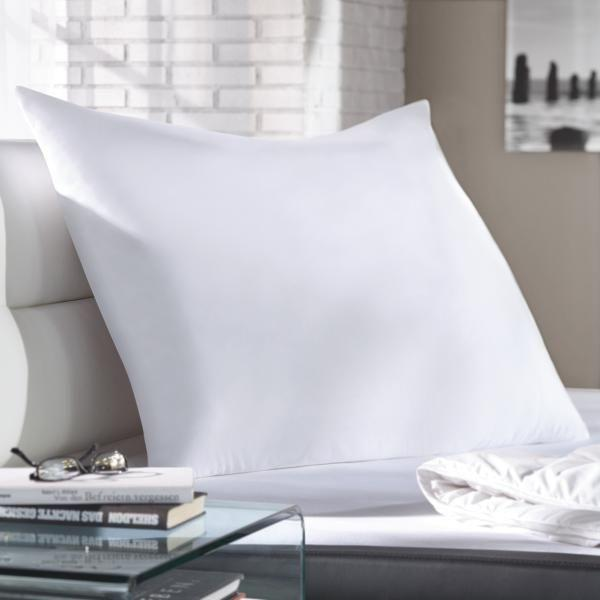 Kissen Zilly - Weiß, Textil (80/80cm) - MÖMAX modern living