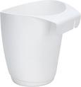 Hängeaufbewahrung Geli in Weiß - Weiß, Kunststoff (12/13/12,3cm) - Mömax modern living