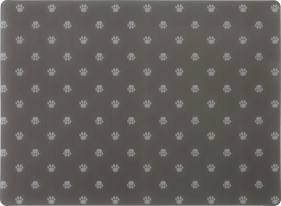 Tischset Patty Braun - Braun, Kunststoff (33/45cm)