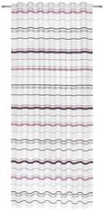 Končana Zavesa Adele -top- - lila, Konvencionalno, tekstil (140/245cm) - Mömax modern living