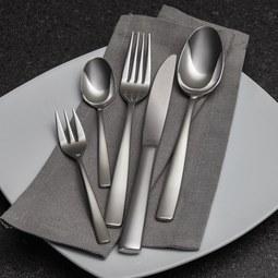 Besteckset Rösle Elegance 30-tlg - Silberfarben, KONVENTIONELL, Metall (46,5/27/5,5cm) - Rösle