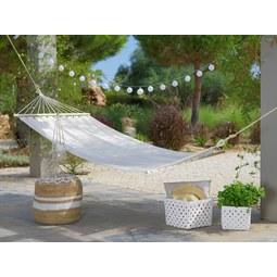 Függőágy Relax - natúr színek/barna, textil/fa (100/200cm) - MÖMAX modern living