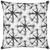 Zierkissen Batik Grau 45x45cm - Grau, MODERN, Textil (45/45cm) - Mömax modern living