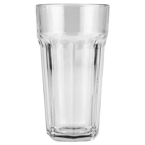 Trinkglas Maja ca. 667ml - Klar, KONVENTIONELL, Glas (10/18cm) - Mömax modern living