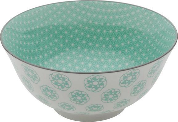 Skleda Za Solato Shakti - večbarvno, Trendi, keramika (15,5/7cm) - Mömax modern living