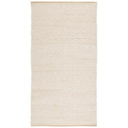 Handwebteppich Carmen Beige ca. 60x120cm - Beige, Textil (60/120cm) - Mömax modern living