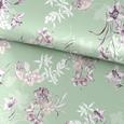 Lenjerie De Pat Augusta - verde deschis, Konventionell, textil (140/200cm) - Premium Living