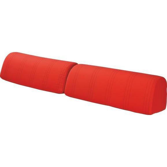 Set De Perne Kim - roșu, Modern, textil (30/100cm)