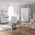 Kindertisch aus Eiche Teilmassiv - Eichefarben/Naturfarben, MODERN, Holz/Holzwerkstoff (60/46/60cm) - Zandiara