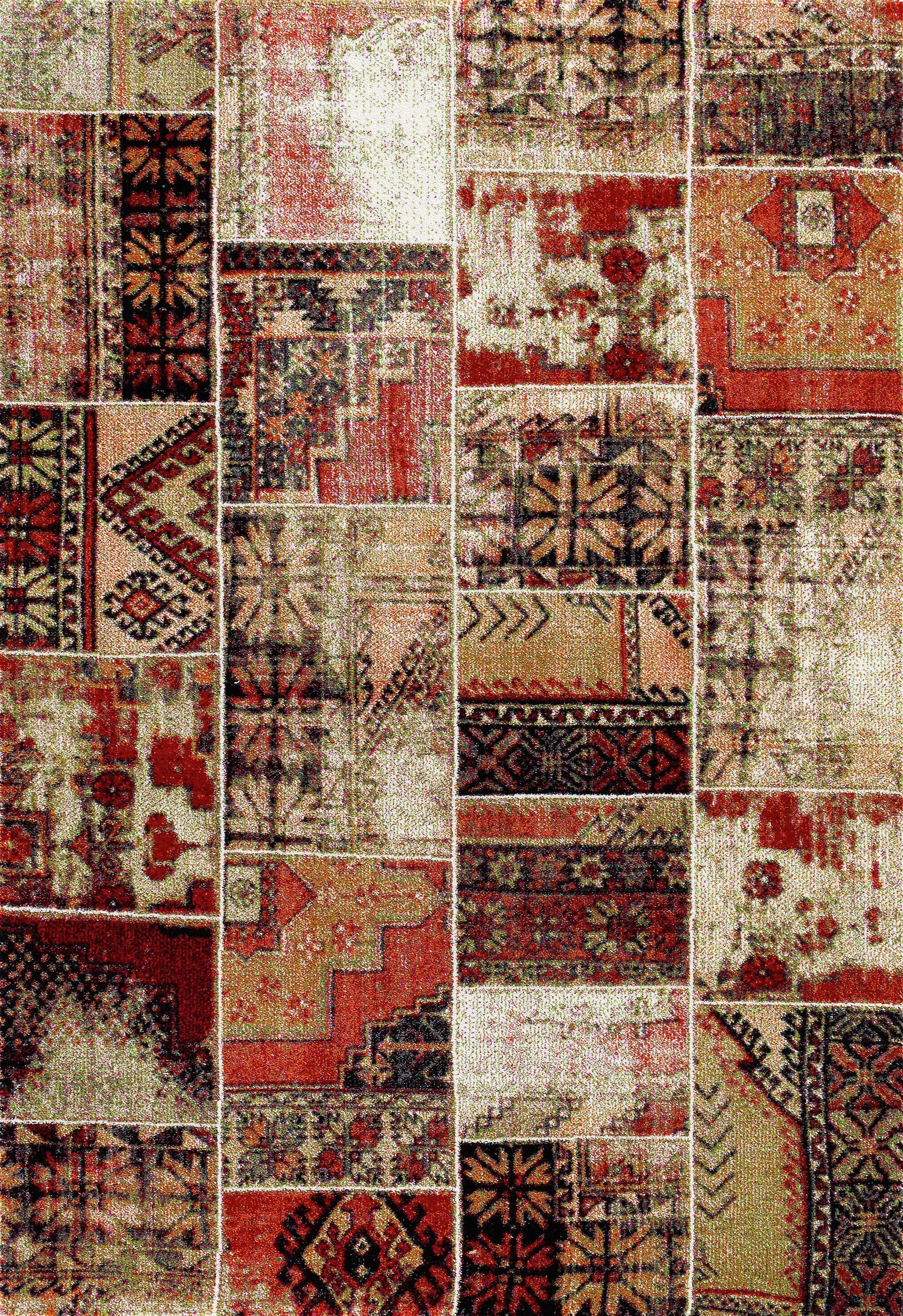 Szőnyeg Diamond - multicolor, modern, textil (160/230cm) - MÖMAX modern living