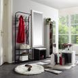 Beistelltisch Weiß - (44/46/35cm) - Mömax modern living