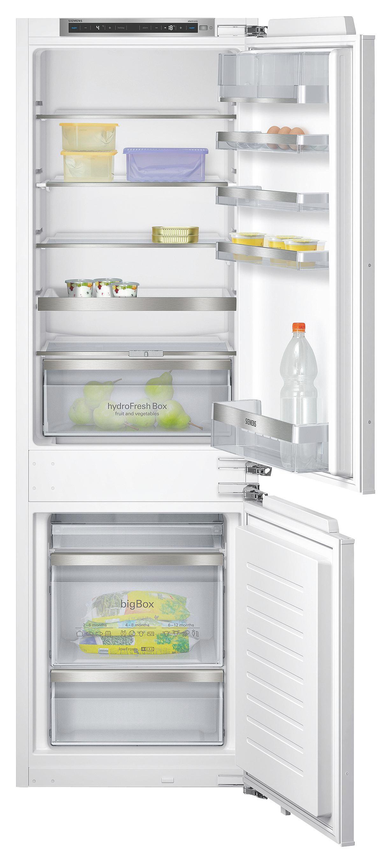 Kühl-Gefrier-Kombination Siemens Ki86sad30, EEZ A++ - MODERN (55,8/177,2/54,5cm) - SIEMENS