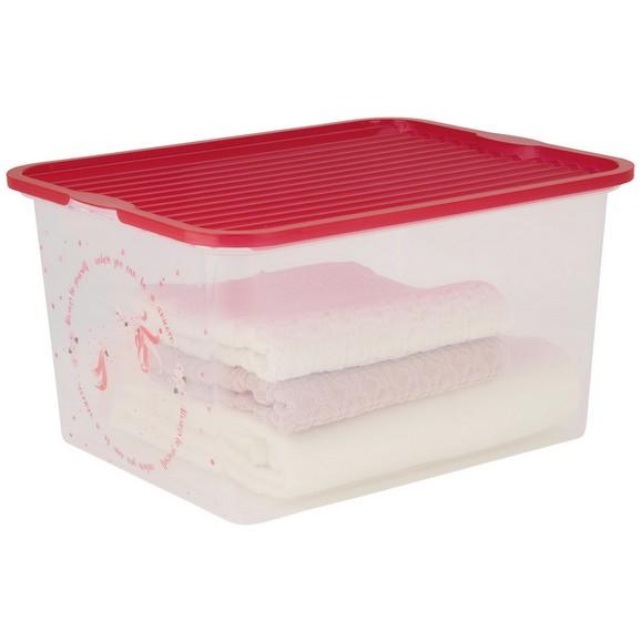 box mit deckel einhorn pink online kaufen m max. Black Bedroom Furniture Sets. Home Design Ideas