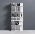 Regal Basic - Weiß, MODERN (60/138/22,5cm) - Mömax modern living