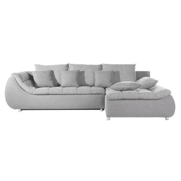 Funkcijska Sedežna Garnitura Antonio - odtenki umazano rjave/sivo rjava, kovina/umetna masa (300/205cm) - Mömax modern living