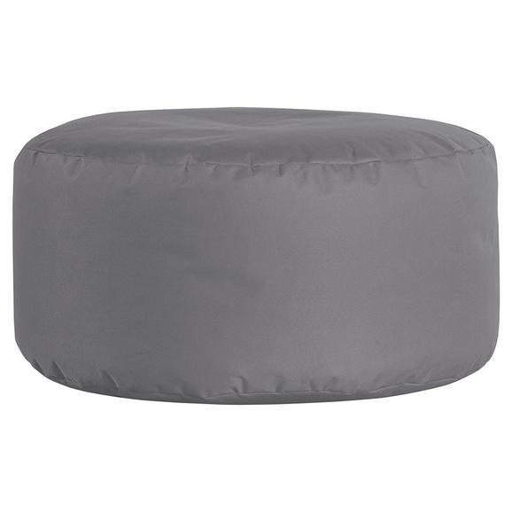 Tabure Roller -sb- - siva, Moderno, tekstil (35cm) - Mömax modern living