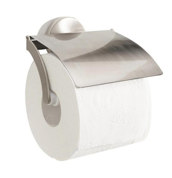 Držalo Za Toaletni Papir Fusion - nerjaveče jeklo, kovina (13,5/13/10cm)