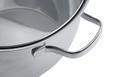Bräter Rösle ca. 41x28,5x19 cm - Edelstahlfarben, KONVENTIONELL, Glas/Metall (41/28,5/19cm) - Rösle