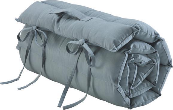 Strandmatte Uni in Grau, ca. 60/180cm - Grau, Textil (60/180cm) - MÖMAX modern living