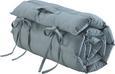 Strandmatte Uni in Grau ca. 60x180cm - Grau, Textil (60/180cm) - Mömax modern living