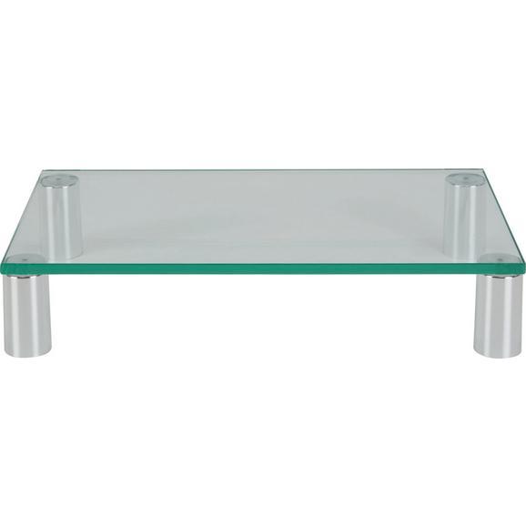Schreibtischaufsatz Aus Glas Und Kunststoff Online Kaufen Mömax