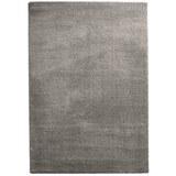 Shaggy Stefan ca. 80x150cm - Hellgrau, MODERN, Textil (80/150cm) - Mömax modern living