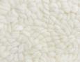Dekoschaf Lisi - Weiß, Holz/Textil (52,5/42cm) - Mömax modern living