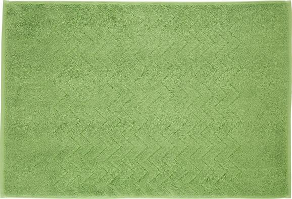 Badematte Peter Grün 50x70cm - Grün, Textil (50/70cm) - Mömax modern living